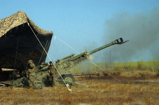 The Army's New Artillery Explosive Could Phase Out TNT Entirely Within a Decade
