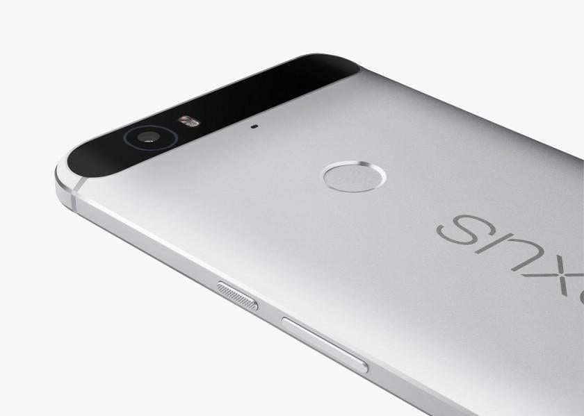 Huawei Nexus 6P Announced At Google's Fall 2015 Event