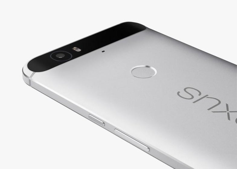 Huawei Nexus 6P Announced At Google's Fall 2015 Event