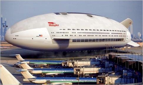 The Flying Luxury Hotel