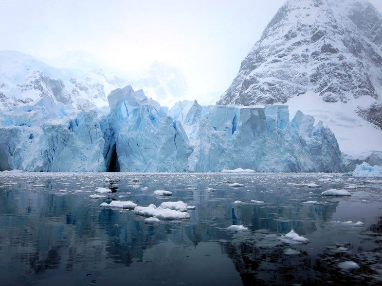 Our Line Of Defense Against Sea Level Rise Is Melting Fast