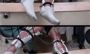 New Treatment Lets Paralyzed Patients Move Their Legs