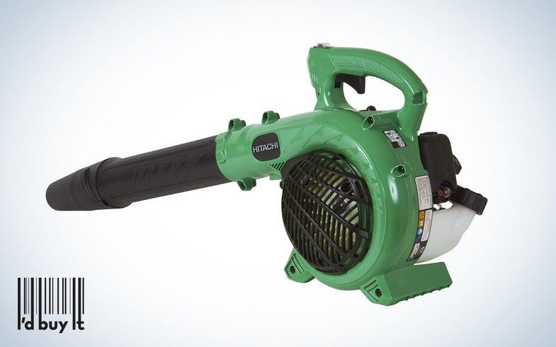A Hitachi leaf blower for 41 percent off? I'd buy it.