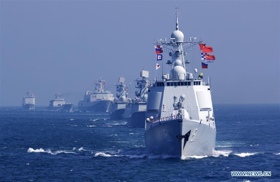 China Joint Sea 2016