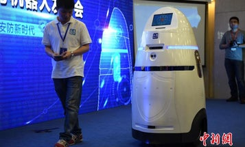 China's New Security Dalek Is A Bad Idea