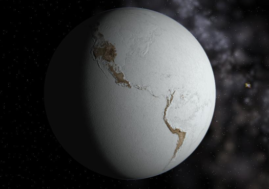 Early Earth Should Have Been A Snowball, But Wasn't