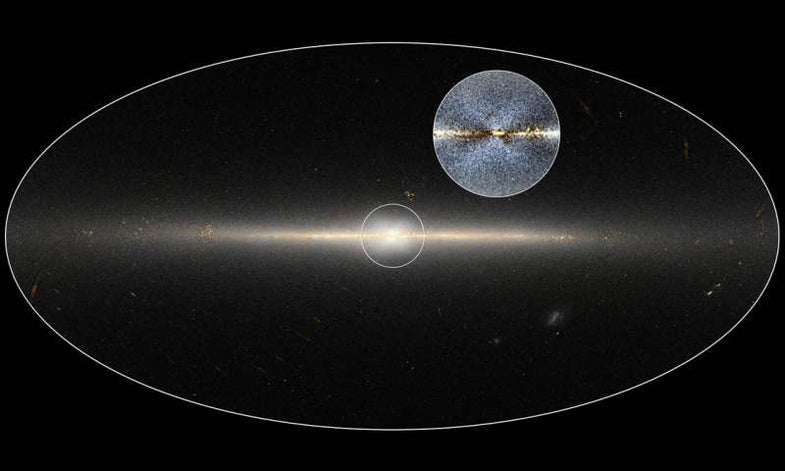 How Two Astronomers On Twitter Discovered The Center Of Our Galaxy