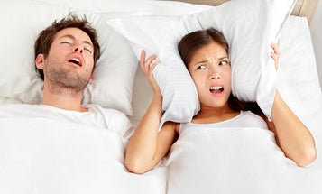 How to stop snoring and spread the gift of better sleep