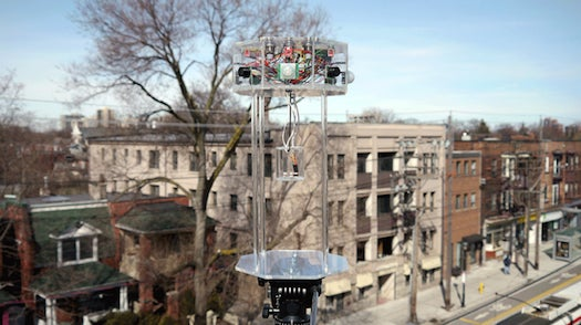 Designers Make City Noise Actually Sound Good