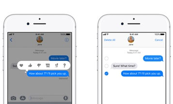 iOS 11.4 finally cleans up text conversations with Messages in iCloud