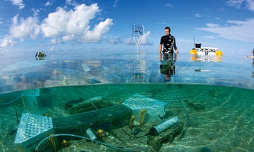 How Scientists Turn The Ocean Into A Controlled Laboratory