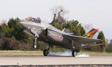 Video: In Attempt at True VTOL, F-35 Makes Shortest, Slowest Landing Yet
