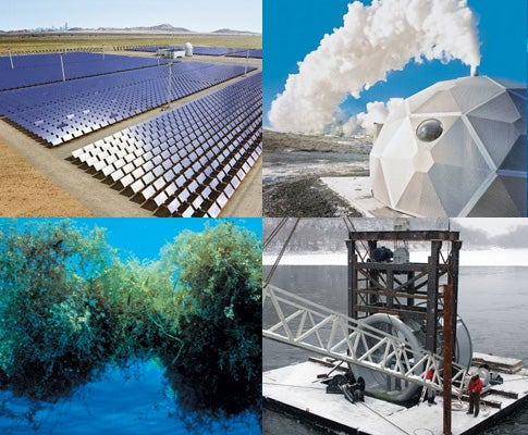 The Future of Energy: A Realist's Roadmap to 2050