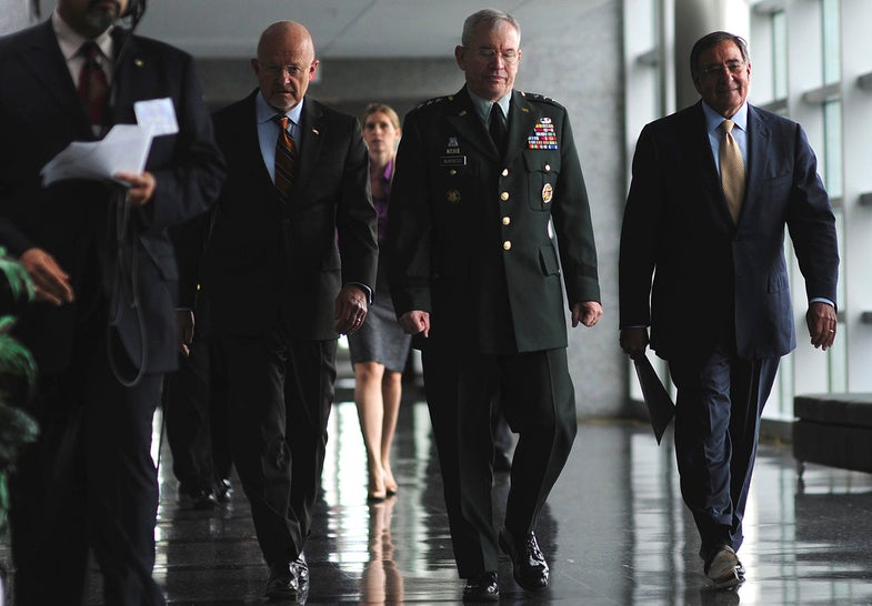 Clapper: America's Greatest Threat Is The Internet of Things