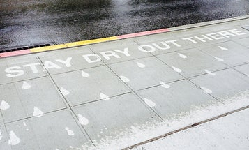 How To Turn A Rainy Day Into Art