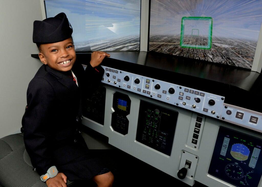 Child Pilot