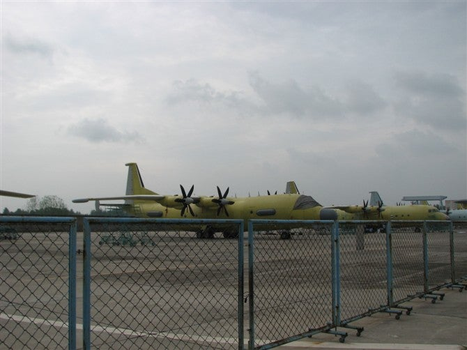 A New Chinese Spy Plane for All Seasons