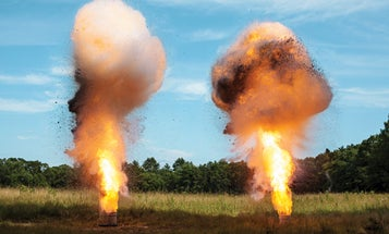 The Labs That Go Boom: The DHS Center of Excellence Destroys IEDs