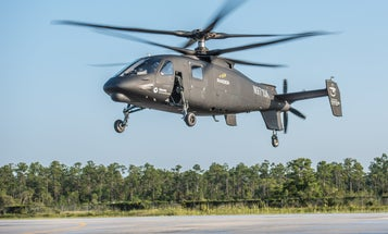 Watch This Superfast Raider Helicopter Take Its First Flight