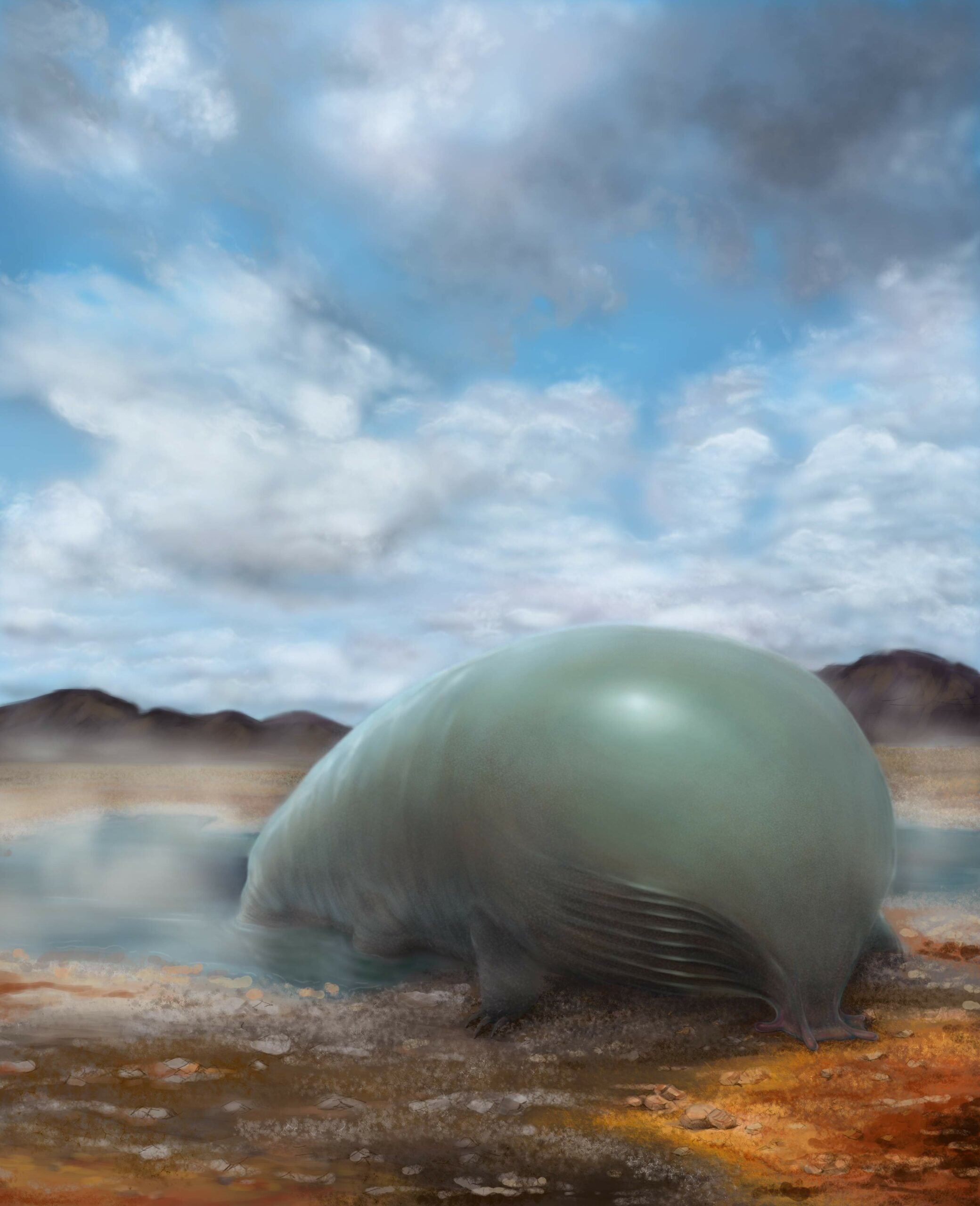 Looking for silicon-based alien life? Don't hold your breath.