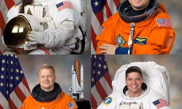 These Will Be The First Astronauts To Fly In A Private Spaceship