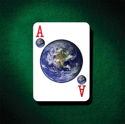 Future Human: Gambling on the Planet