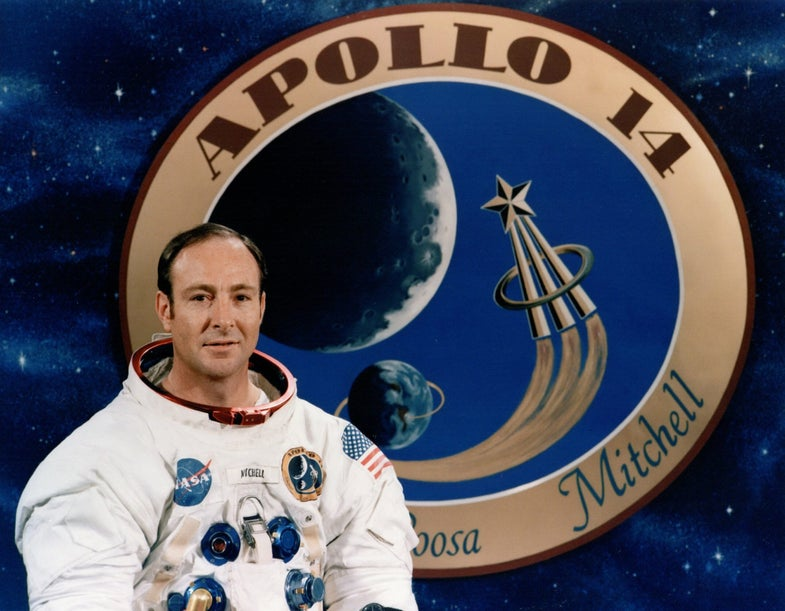 Remembering Apollo 14 Astronaut Ed Mitchell In His Own Words
