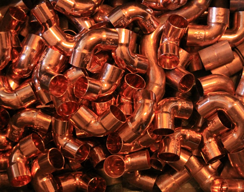 Why Would People Steal Copper From A Subway?
