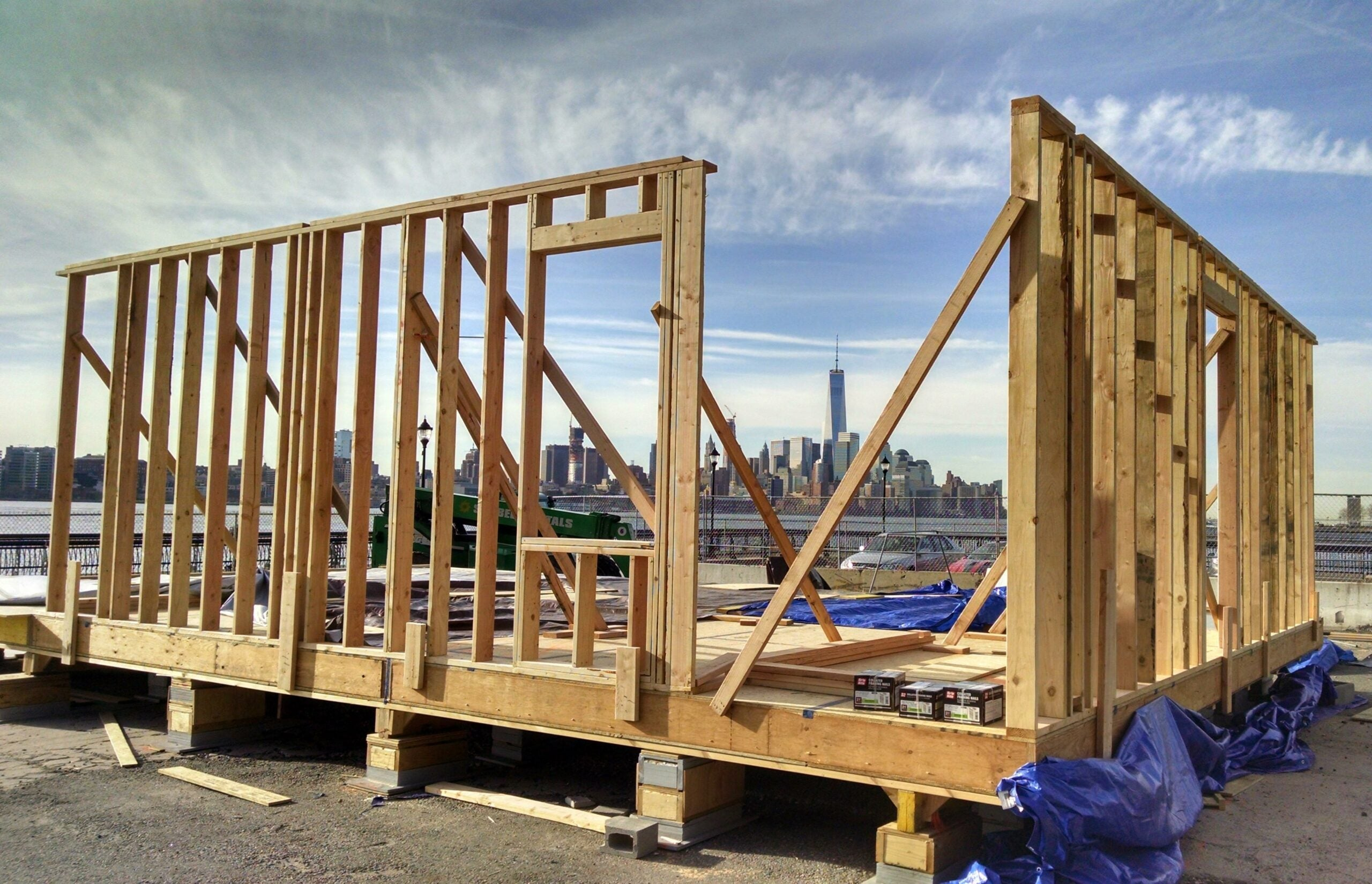SURE Construction: 03 Wall Framing