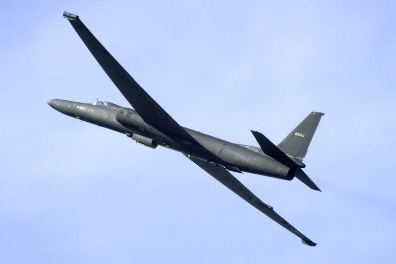 Lockheed U-2R
