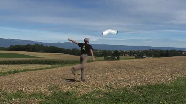 Video: Swiss Researchers Test Largest-Ever Swarm of Aerial Robots