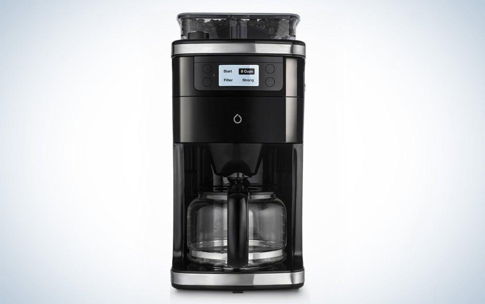 Smarter Coffee Maker