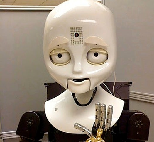 Navy Commissions More Intuitive, Sensitive War Robots