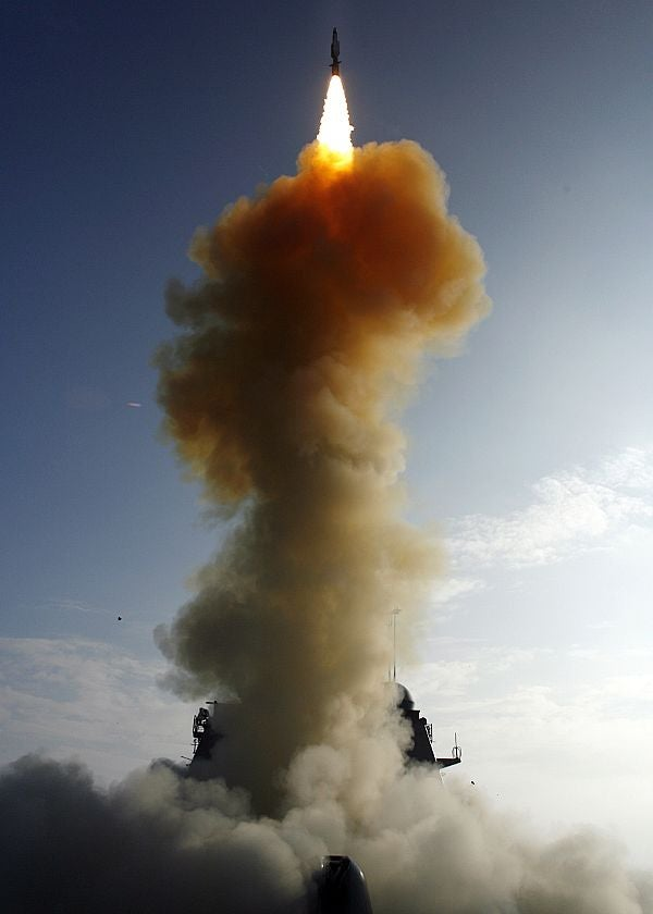 Disabled U.S. Satellite Reportedly Shot Down