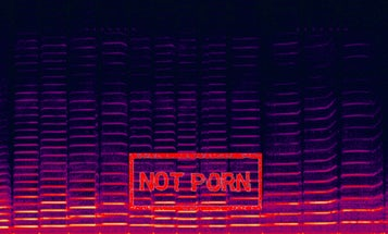 """Audio Porn Scanner Filters Content By Listening for """"Sexual Screams or Moans"""""""