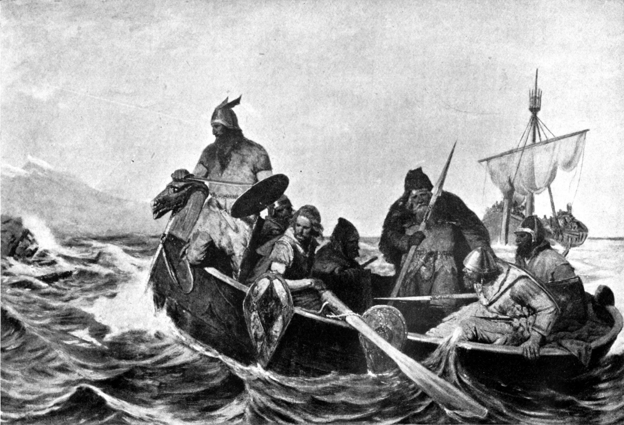 For Vikings, Murder Was A Family Affair