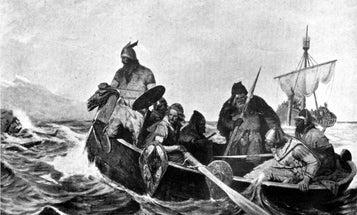 For Vikings, Murder Was A Family Affair