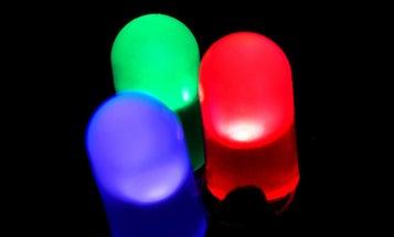 Engineers Develop Flexible, Inorganic LED Display