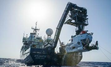 Autonomous Underwater Probe Discovers American Revolution Shipwreck