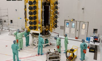 Google Will Deploy $1 Billion Worth Of Satellites To Spread Internet Access