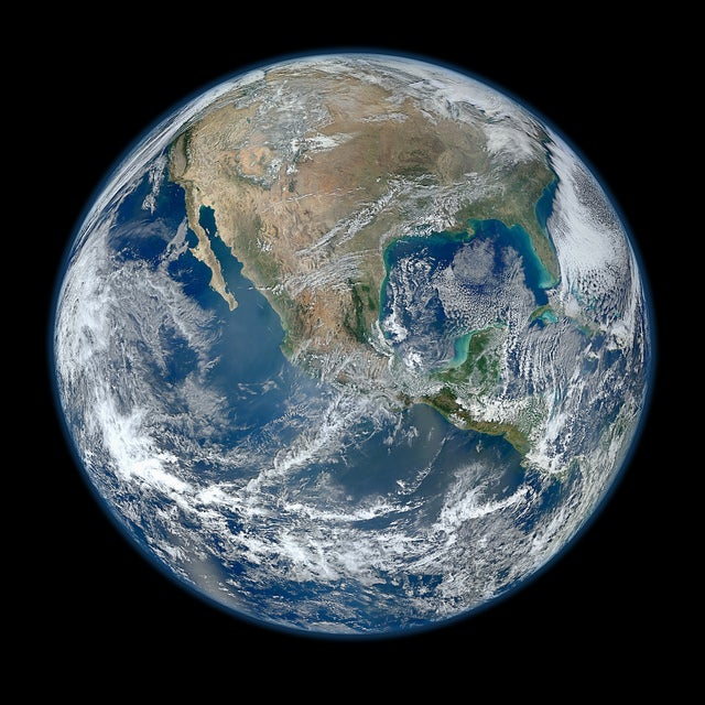 Pretty Earth Pics: This Is Our Marble