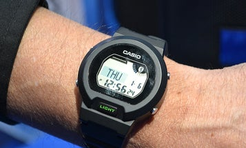 Casio's Bluetooth Watch Syncs With Android, Makes a Strong Case for Wrist-Based Timekeeping