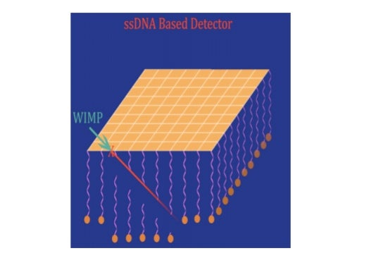 Physicists and Geneticists Team Up to Build a Galactic Dark-Matter Detector out of DNA