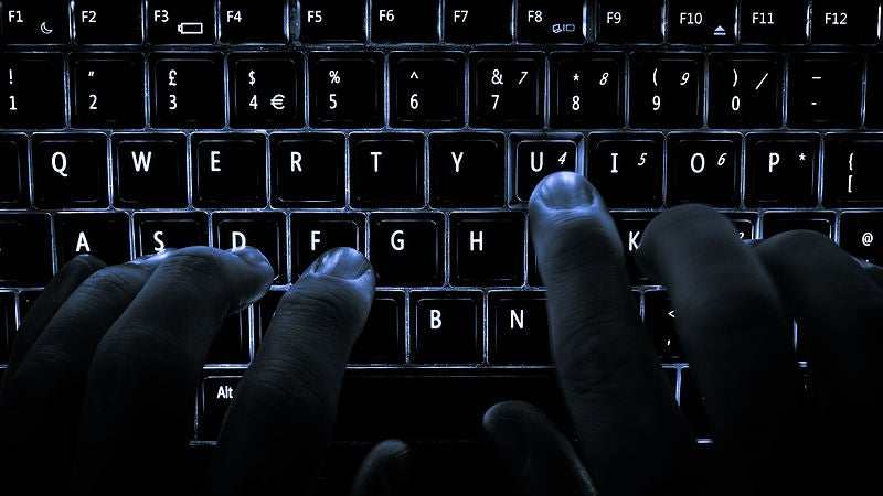 A Typing Test To Diagnose Parkinson's