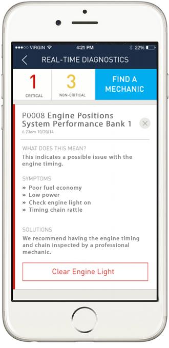 Mechanic Advisor app