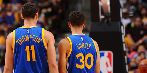 Tonight, Watch A Virtual Reality Livestream Of The Golden State Warriors Opening Game
