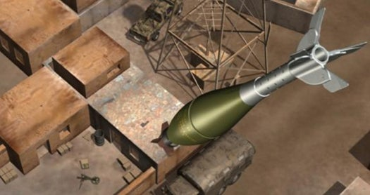 Army Deploys First GPS-Guided Mortars
