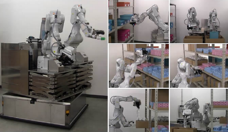 Hitachi Hires Artificially Intelligent Bosses For Their Warehouses