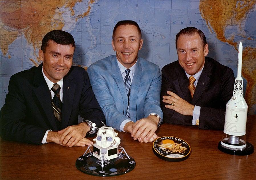 Celebrating Apollo 13's Anniversary in Style