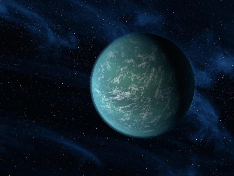 Kepler Team Confirms First Earth-like Planet in a Habitable Zone, And Finds 1,094 More Worlds